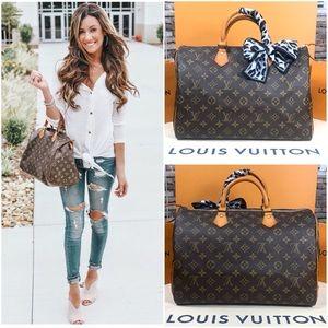 💎✨AMAZING✨💎 Louis Vuitton Speedy 35